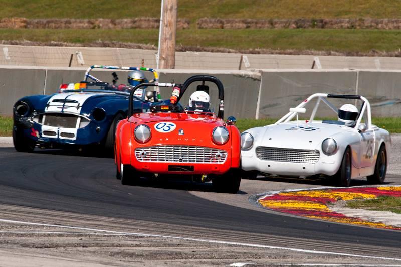 Group 2  Vintage Production Based Sports Cars  VSCDA